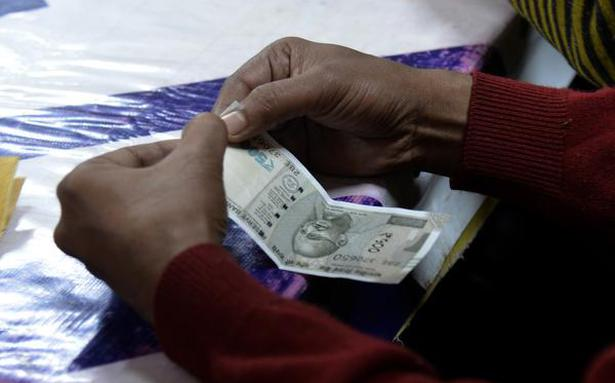 Rupee rises 13 paise to settle at 73.78 against US Dollar