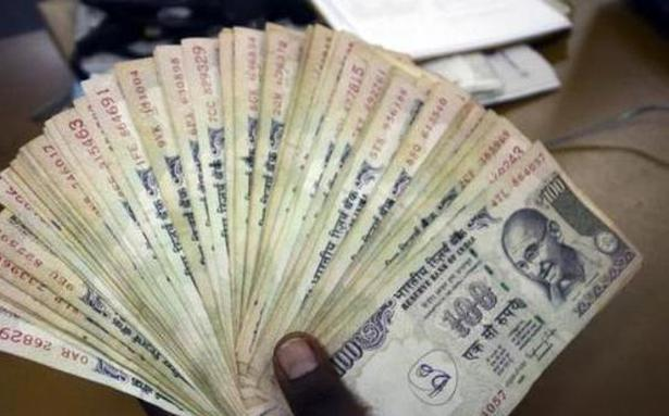 Rupee spurts 25 paise against dollar in early trade