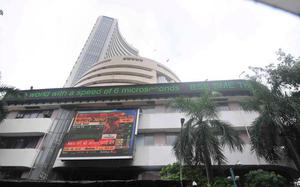 Sensex jumps over 200 points; Nifty reclaims 11,000