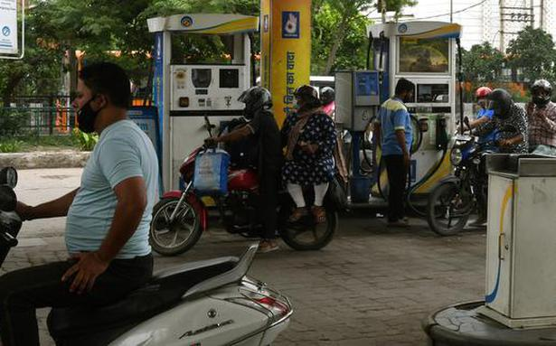 Petrol, diesel prices hiked; more to come as crude nears $80/barrel