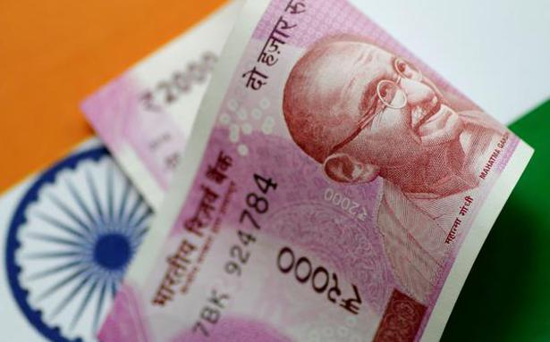 Rupee trades almost flat at 75.28 against U.S. dollar in opening deals