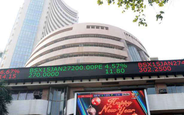 Sensex rises over 100 points in opening trade