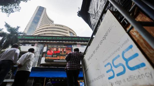 Sensex slumps 410 points, Nifty drops below 17,750