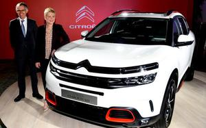 Groupe PSA to launch Citroen SUV by end-2020