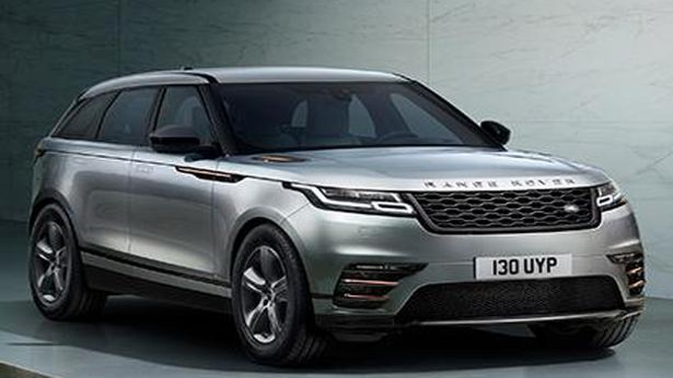 JLR starts delivery of SUV Range Rover Velar