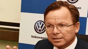 VW unveils Corporate Edition
