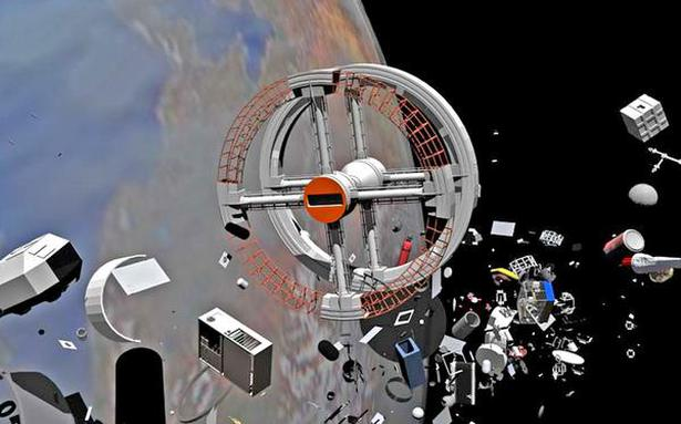 What constitutes space debris and why they need our attention - The Hindu