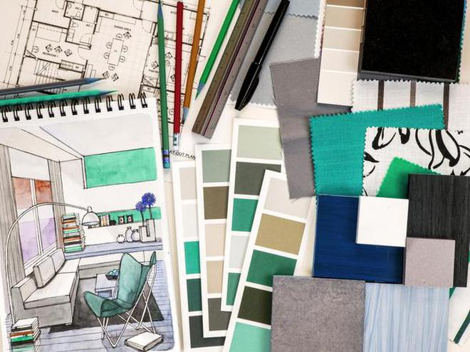 In demand interior designers have diverse options
