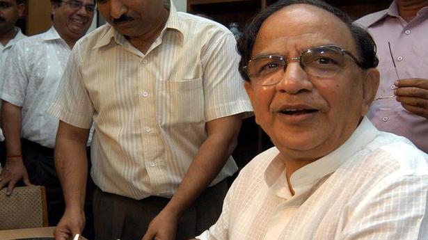EVM bashing should stop now, says former CEC Krishnamurthy
