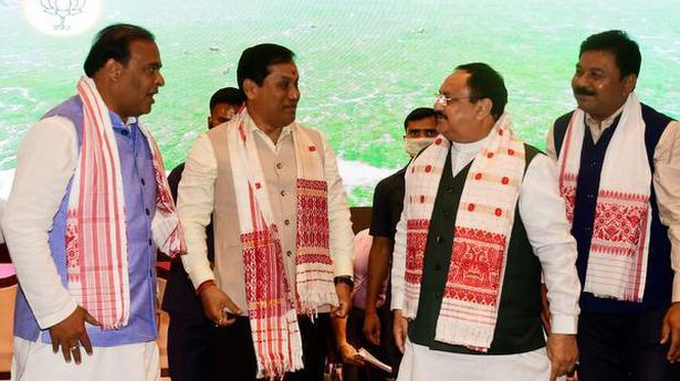 Assam Assembly polls | BJP pledges to launch 'corrected' NRC in ballot manifesto
