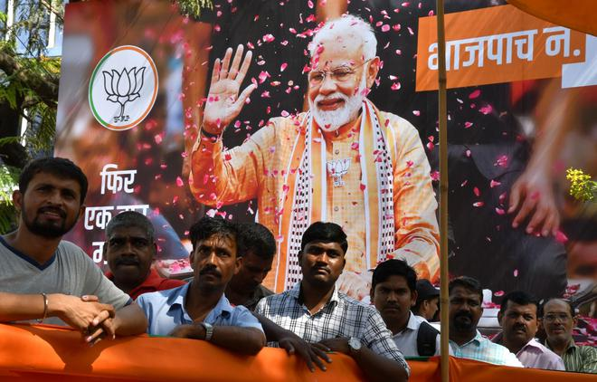 Maharashtra Lok Sabha results 2019: highlights - The Hindu