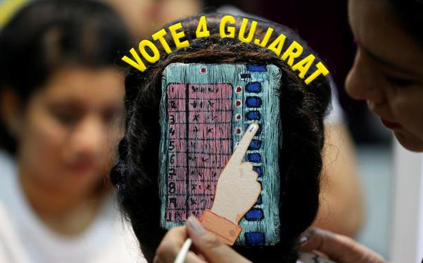 101 candidates in the fray in Gujarat face serious criminal cases