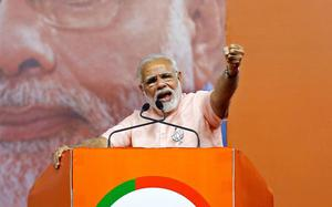 Congress urges President to caution Modi from 'using intimidating language' against its leaders