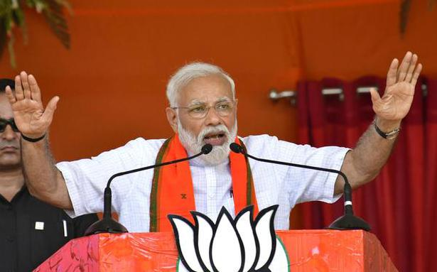 Exit polls predict second term for PM Narendra Modi
