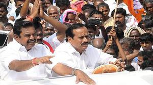 CM: Chidambaram did nothing for Sivaganga