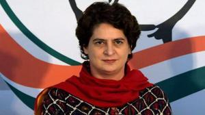 Priyanka Gandhi was warned by WhatsApp, says Congress