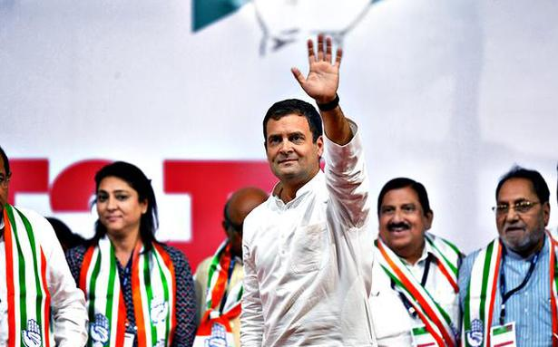 Rahul to give Mumbai a miss, to address rally in Sangamner
