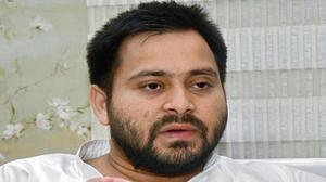 NDA attacks Tejashwi Yadav for failing to vote
