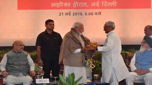 PM Modi decries attempts to 'denigrate' integrity of polls