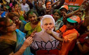Analysis: Highest-ever national vote share for the BJP