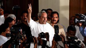 Naveen Patnaik set for fifth term as Odisha CM