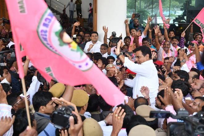 Telangana Assembly elections 2018 results live   TRS set for