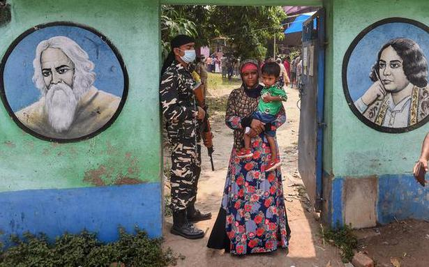 West Bengal electoral battle moves from purely rural to urban centres