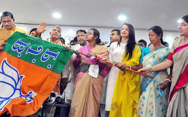 Two more defectors want to return to Trinamool Congress
