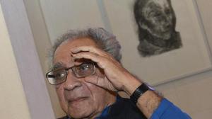 Akbar Padamsee: The Sanskrit scholar among the Progressives