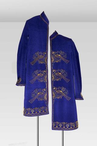 Pakistani designer Aisha Khalid's jacket