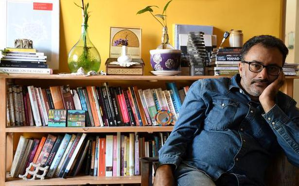 Print and theatre have a close connection: playwright Ramu Ramanathan