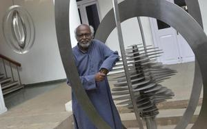 Balan Nambiar and his six decades of engagement with materiality