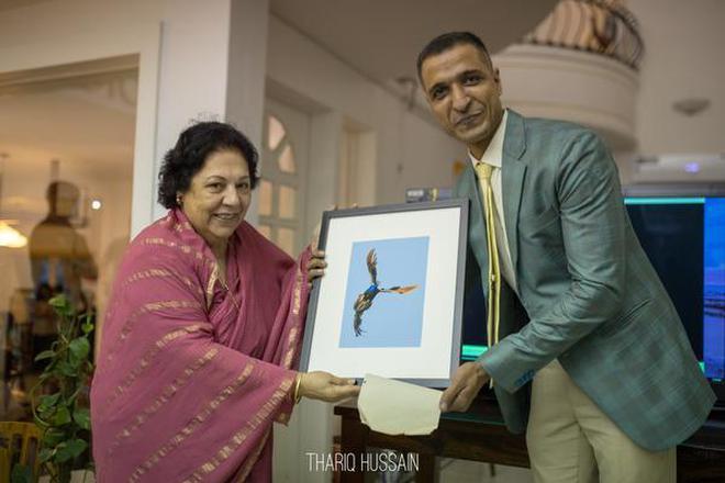 Meraki': prints of prosperity - The Hindu