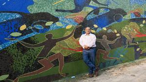Meet Delhi's Metro artist