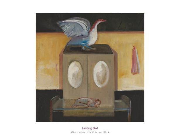 'Landing Bird'