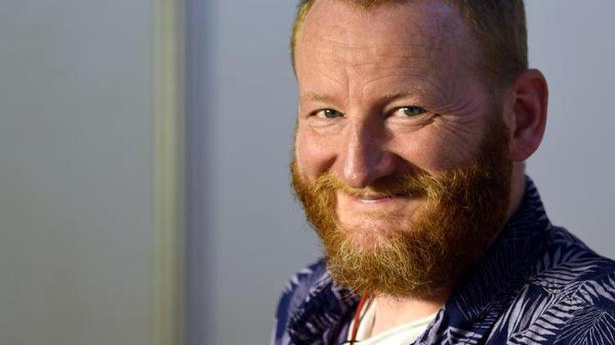 Warwick Johnson-Cadwell of 'Samurai Jack' fame on his latest work - The Hindu