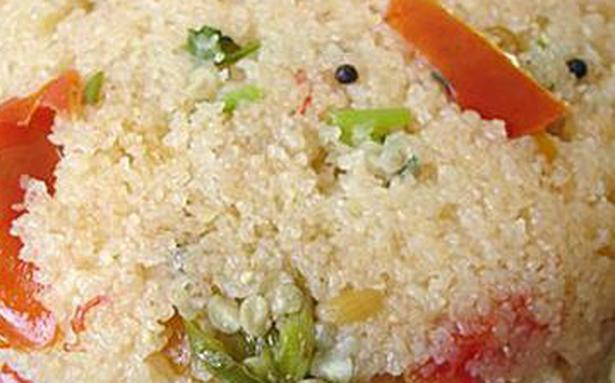 Upma must be declared the national dish: Parthiban