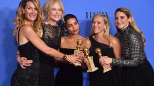 Here is the full list of 75th Golden Globe awardees