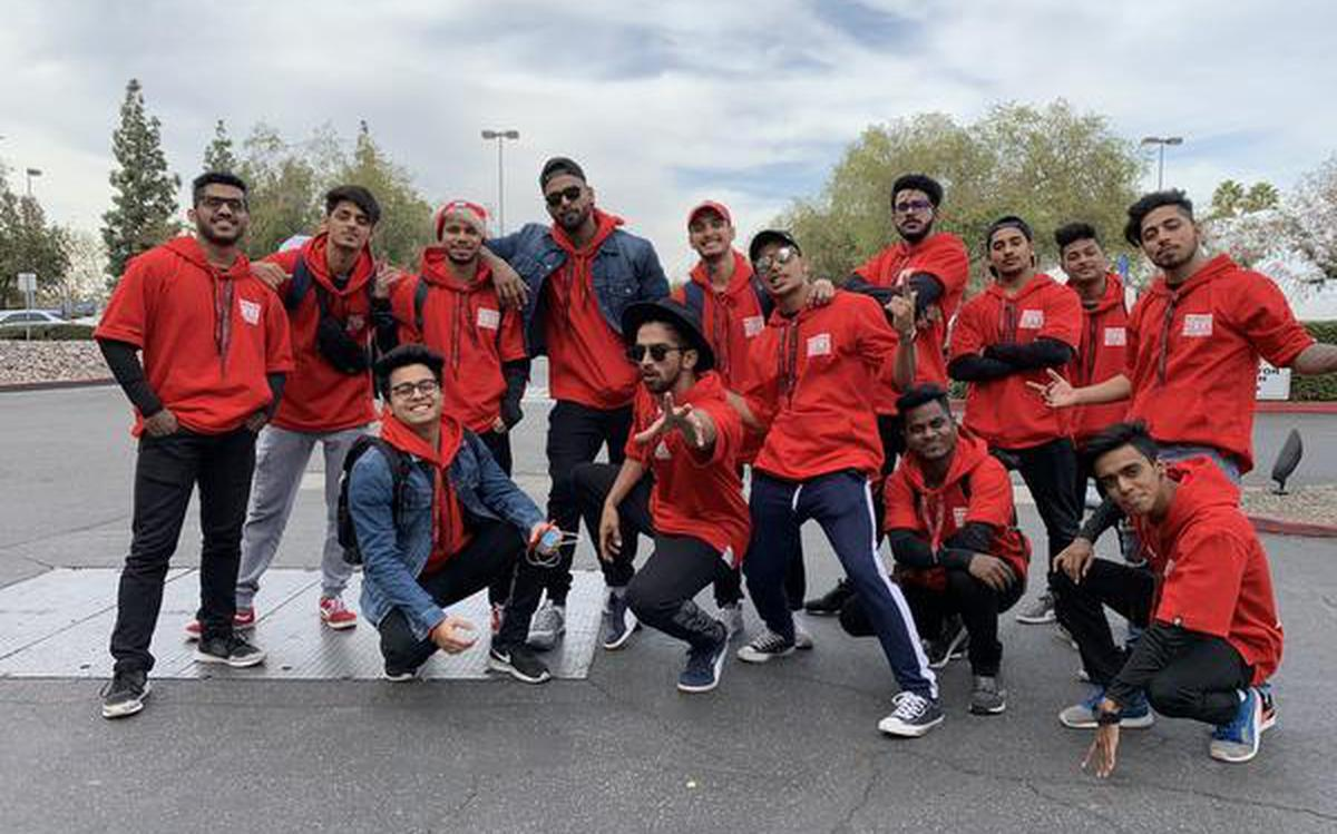 Interview with dance group Kings United for NBC's 'World Of