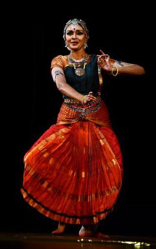 Priyadarsini govind on the expanding horizon of her art the hindu priyadarshini govind fandeluxe Gallery