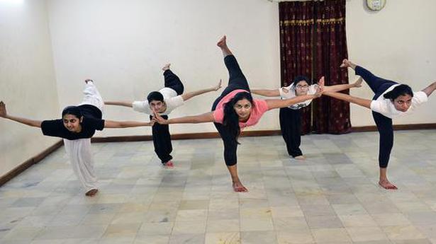 Image result for Vyshnavie Sainath and Kiranmayee Madupu: Connecting dance with life