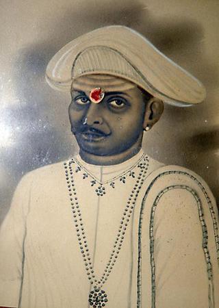 Thanjavur emerged as a thriving cultural capital under the Marathas