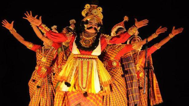 How Yakshagana is adapting to modern times