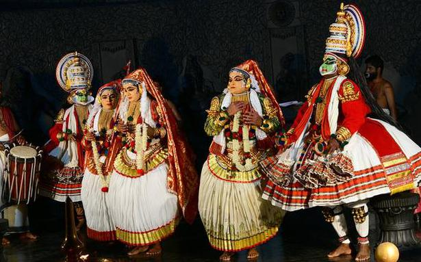 Kathakali plays with a new-age sensibility