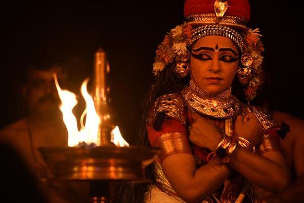 A multi-faceted performer Kapila Venu