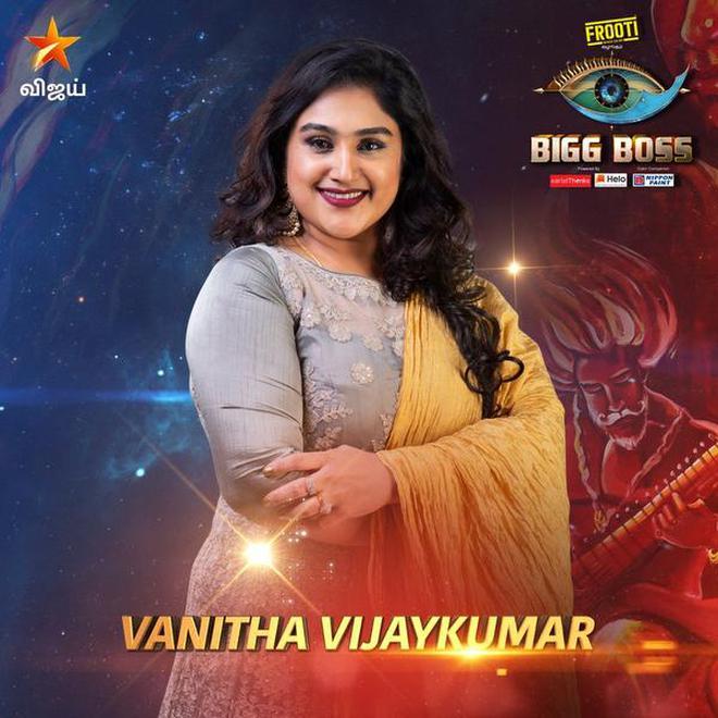Police grill Vanitha Vijayakumar at 'Bigg Boss' Tamil house