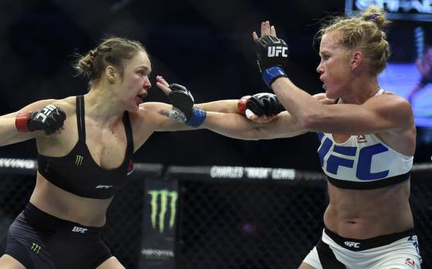 Holly Holm: 'I treasure the bouts when I've been a huge underdog'