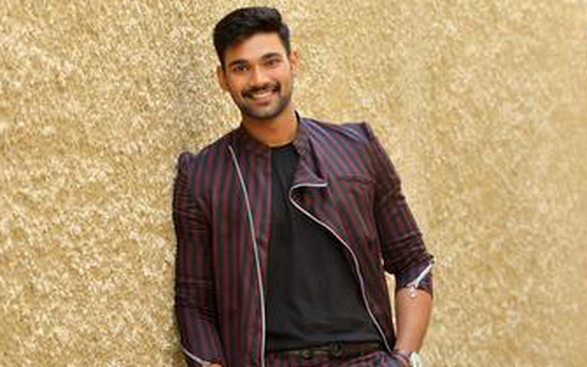 Bellamkonda Sai Sreenivas is enjoying working with director