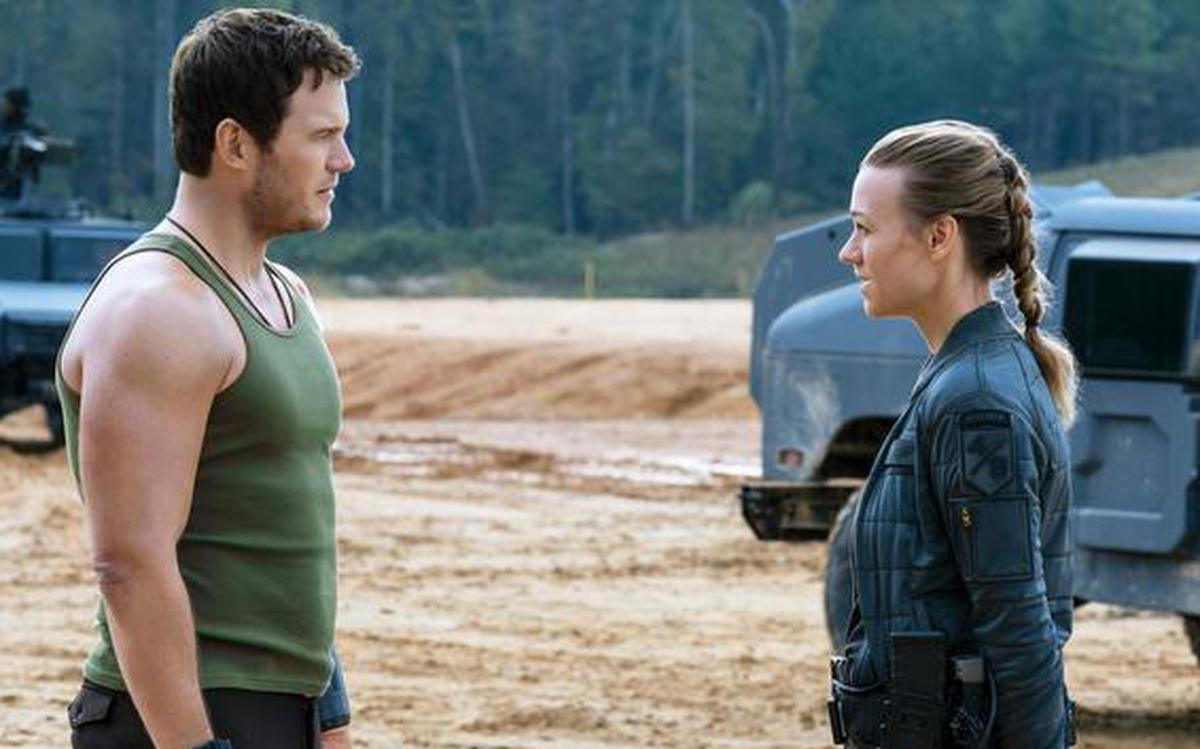 The Tomorrow War' movie review: Back to the '90s with Chris Pratt - The  Hindu