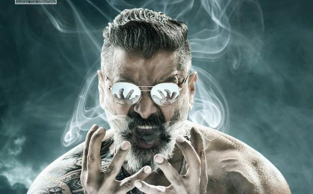 Here's The First Look Of Vikram's 'Kadaram Kondan'